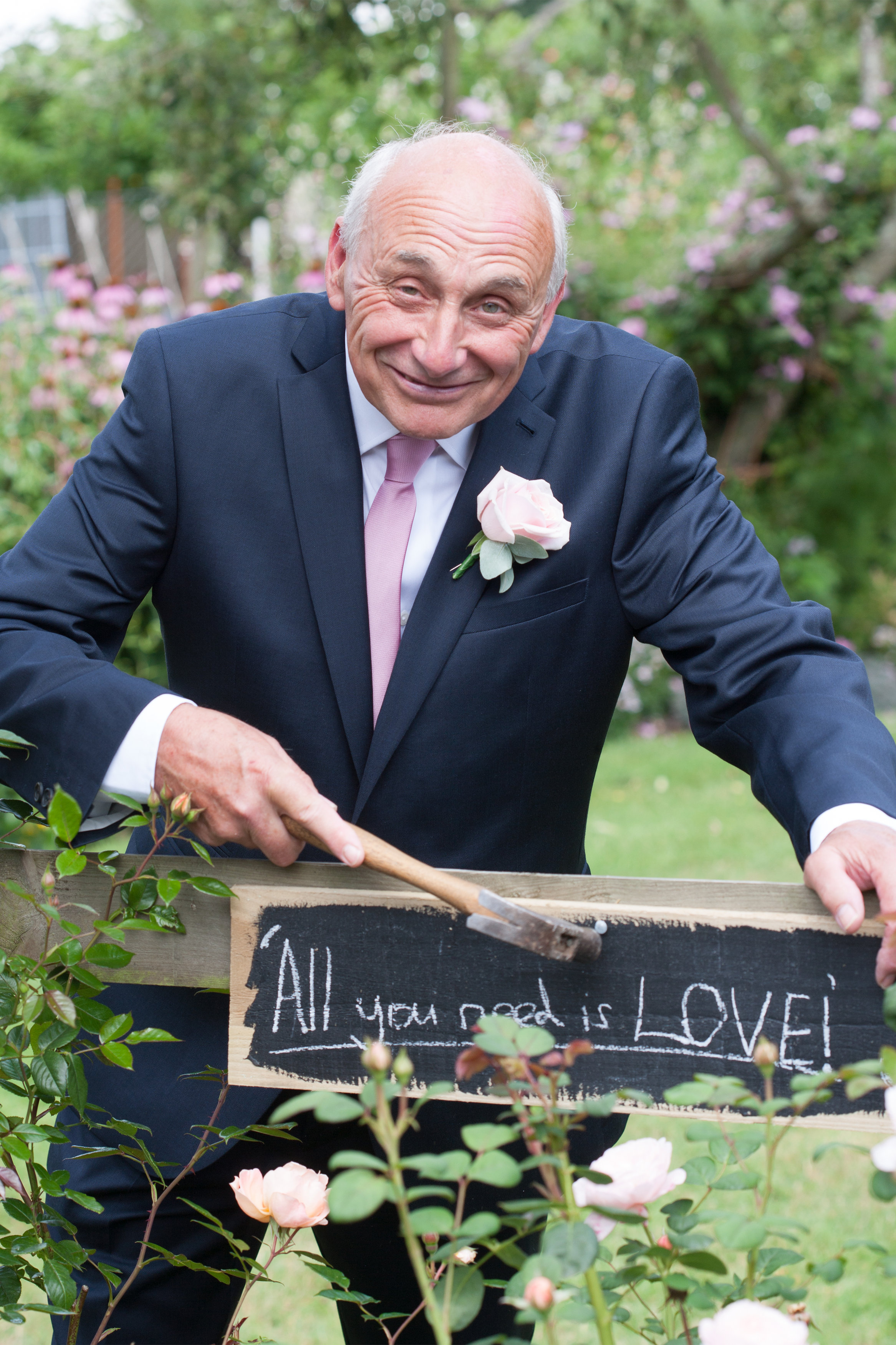 Essex Garden Wedding