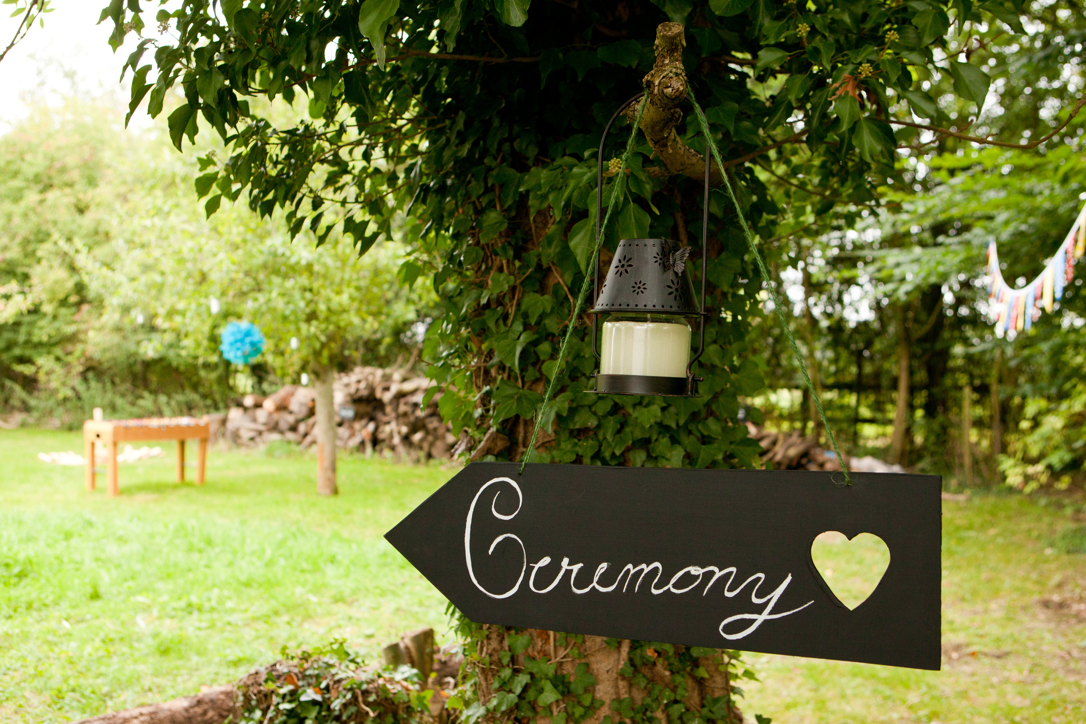 Garden Weddings in Essex