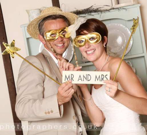 Fun and Funky weddings
