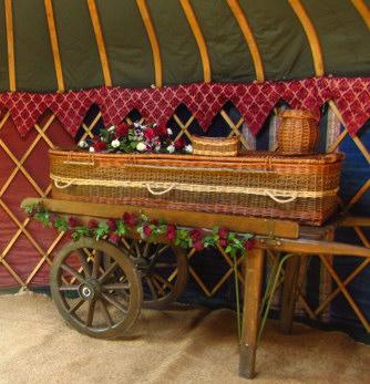 Yurt Funeral